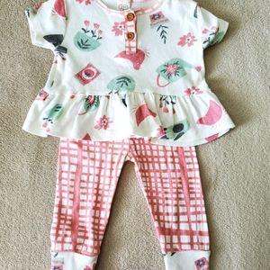 Tesa Babe Homegrown top & pants